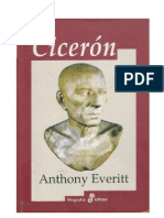 Cicerón - Anthony Everitt