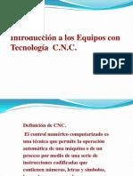 introducción a las tecnologias que ayudaron a la tecnología c.n.c.