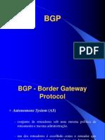 Apresentação BGP
