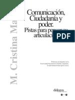 64 Revista Dialogos Comunicacion Ciudadania y Poder