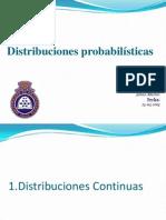 Tarea distribuciones