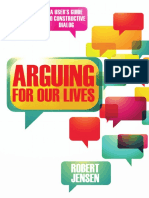 Introduction and First Chapter of Arguing for Our Lives