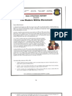 MIAC Strategic Report - The Modern Militia Movement