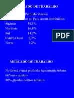 Mercado de Trabalho Medico