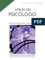 Psicologia Del Deporte