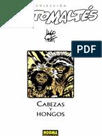 Corto Maltés - Cabezas y Hongos