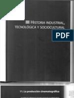 III Historia Industrial, Tecnológica y Sociocultural