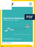 Tutorial Stellarium Final