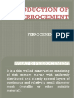 Ferrocement Tanks