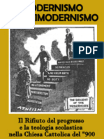 Il Modernismo e L'Antimodernismo