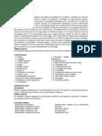 Plan Programa Estudios Medicina Interna
