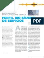 Perfil bio-sísmico