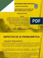 Universidad Nacional Pedro Ruiz Gallo Exposicion 2012
