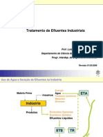 Tratamento de Efluentes 2006
