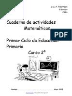 cuaderno de actividades matematicas .doc