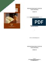 Buku Hukum Tata Negara