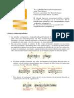 Resumen Contrapunto Vocal Clasico de Torre Bertucci