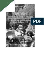Buku Penegakan Hukum Lingkungan Oleh Sodikin SH