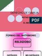 Matrimonios Civil y Notarial