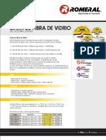 4013Cinta de Fibra Vidrio