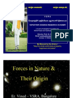 VSRA MEET2 - Forces in Nature