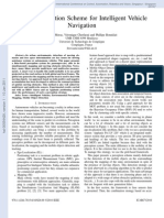 A Lidar Perception Scheme for Intelligent Vehicle Navigation
