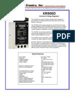 XR500D