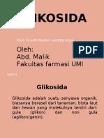 II. Glikosida