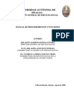 Manual de Procedimientos y Funciones