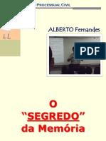 01DPC - PrincípiosdoProcessoCivil - ALBERTO Fernandes