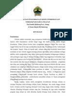 25 Penelitian Dan Pengembangan Model Pemberdayaan Terhadap Keluarga Nelayan
