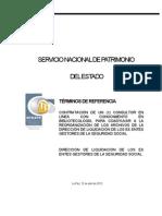 TERMINOS DE REFERENCIA AUXILIAR  bibliotecario.doc