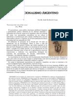 El Nacionalismo Argentino