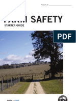 Farm Safety Starter Guide 1349