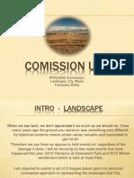 Final Commission Presentation