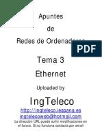 Tema 3 - Ethernet
