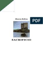 Sacrificio- Bolton Sharon