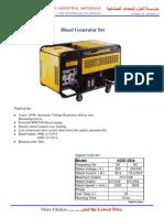 Diesel Generator Set - Kipor Power China
