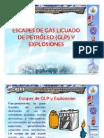 Escapes de Gas y Explosiones
