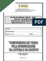 Plano Anual Ed. fÍsica (2009)
