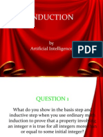 Ordinary Induction