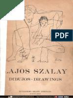 Lajos Szalay Dibujos Kraft 1957 Media