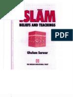 Islamic Teachings - Ghulam Sarwar