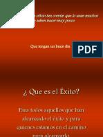 El_Exito.pps