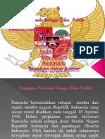 Pancasila Sebagai Etika Politik(SLIDE)