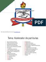 ACELERADOR DE PARTÍCULAS UFPA