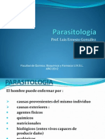 Generalidades Parasitologa 2012