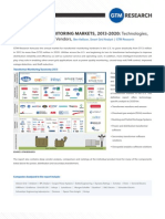 Transformer Monitoring Markets 2013 Web