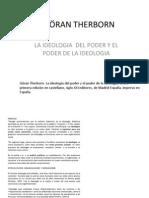 GÖRAN THERBORN. el poder de la ideologia