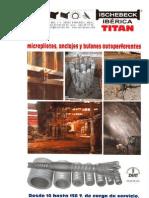 Catálogo - Micropilotes y Anclajes Ischebeck Titan